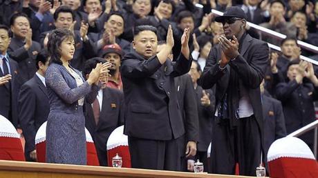 Corea del Norte: los insólitos casos de los famosos que visitan a Kim Jong-un