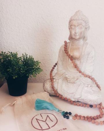 Malas budistas: qué son y cómo se usan