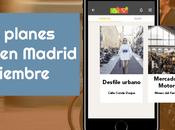 Mejores planes gratuitos Madrid Septiembre