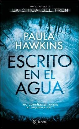 Reseña #273. Escrito en el agua, de Paula Hawkins