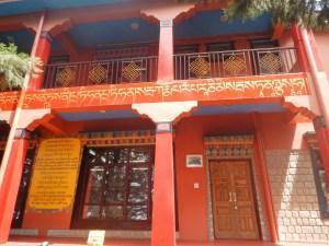 """""""Vivir 10 días en un templo budista en India"""" por Natalia S. Castrege"""