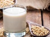 Beneficios leche soya natural