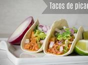 Taquitos picadillo (receta mexicana)