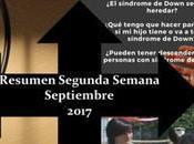 Resumen Segunda Semana Septiembre 2017