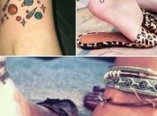 Mini tatuajes...