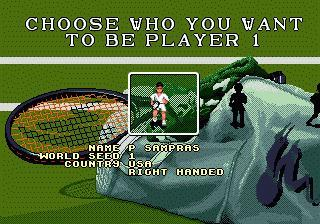 Pete Sampras Tennis (1994)