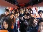 Almagro-Madrid viaje estudios