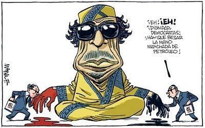 Delenda est Gadafi