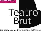 Teatro y... ¿discapacidad? Brut, aspectos teóricos, sala Tarambana