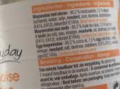 Leyendo etiquetas