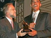 Grammy para Obama.