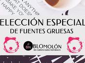 Selección Especial Fuentes Gruesas