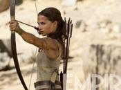 Nueva imagen Alicia Vikander como Lara Croft