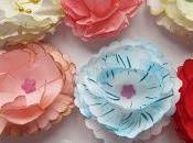 Como hacer flores papel estilo vintage facil