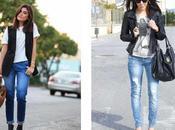 como puedas combinar jeans