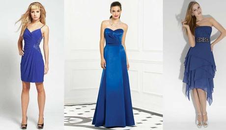 Combinando El Vestido Azul Con Los Zapatos Paperblog