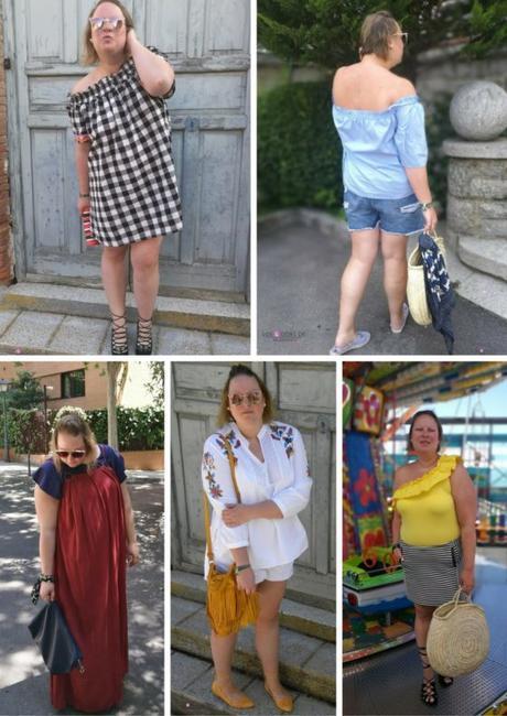 adios verano resumen de todos los looksd y outfits que me he puesto en la temporada estival summer time