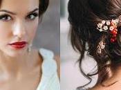 mejores peinados novia para 2017
