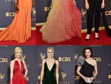 Alfombra roja: premios Emmy 2017