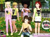 Chococat T-Shirt Child v.S3 (Sims