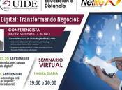 Netlife Universidad Internacional Ecuador juntos Webinars.