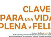 Conferencia pública: 'Claves para vida plena feliz'
