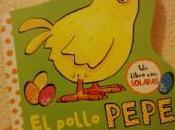 leemos: pollo Pepe quiere jugar