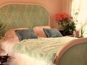 Paso paso: cómo trabajamos sobre cama diseño damasquino