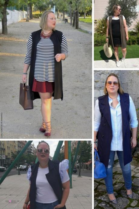 outfits maxi chaleco largo quieres saber como vestir este otoño looks vestir por capas para este otoño