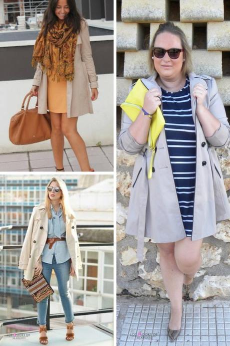 outfits con trench quieres saber como vestir este otoño looks vestir por capas para este otoño