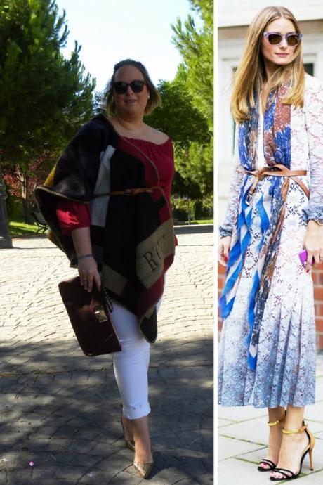 outfits con capas y pañuelos quieres saber como vestir este otoño looks vestir por capas para este otoño