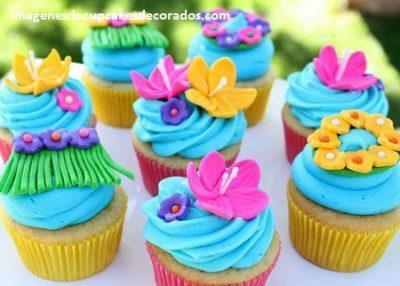 como decorar los cupcakes para fiestas niños