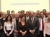 Juristas, jueces fiscales catalanes ante referéndum