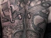 impresionantes tatuajes tematicos guerra parte