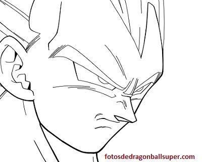 4 Dibujos De Dragon Ball Z Faciles Para Dibujar Y Colorear 4510646