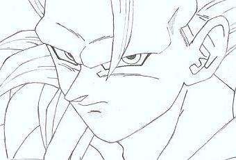 4 Dibujos De Dragon Ball Z Faciles Para Dibujar Y Colorear Paperblog