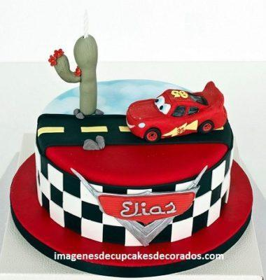 pasteles decorados con fondant para niños infantiles