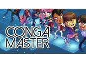 ¡'Conga Master', ganador galardón Mejor Diseño Sense Wonder Night TGS!