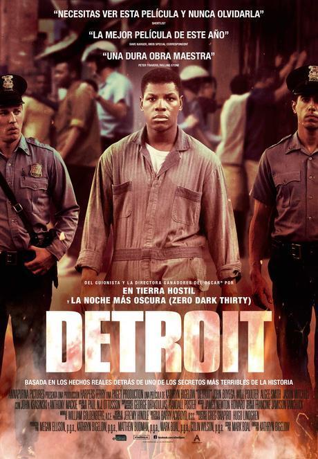 Detroit o el día que Kathryn Bigelow gritó «No soy facha»
