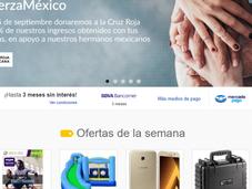 MercadoLibre donará 100% ganancias para damnificados #FuerzaMéxico