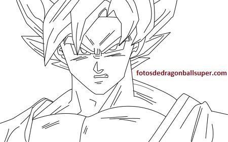 4 Imagenes De Goku Ssj Dios Para Dibujar A Lapiz Paso A Paso 4512623 on Dibujos Para Imprimir Gratis De Goku