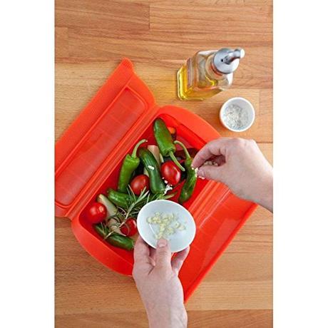 Cocina al microondas berenjena al piment n con huevo - Cocina al microondas ...