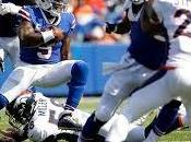 Resultado Broncos Denver Bills Búfalo Semana
