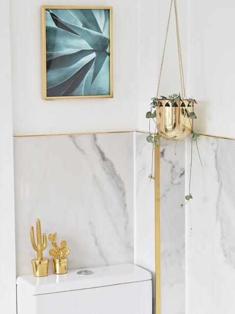 Baño en Oro y Mármol - Paperblog
