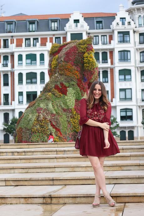 El vestido bordado m s bonito del mundo paperblog for El bano mas bonito del mundo