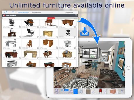 10 apps imprescindibles para reformar tu casa paperblog for Disena tu casa app