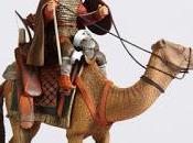 camellos dromedarios ejército romano
