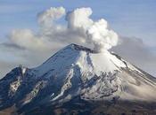 Volcán Popocatépetl Vivo Miércoles Septiembre 2017