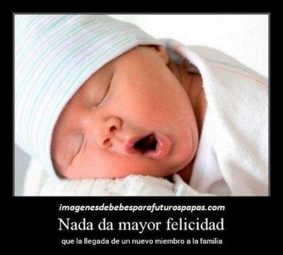 4 Imagenes De La Llegada De Un Bebe Con Frases Para Dedicar