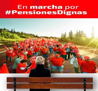 ¿Podemos, de una puñetera vez, hablar en este país de algo más que de banderas? Las pensiones, sin ir más lejos.